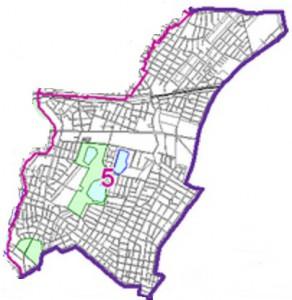 Spranger - Wahlkreis 5 - Mahlsdorf-Kaulsdorf-Süd