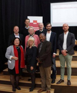 SPD Marzahn-Hellersdorf - KDV 10.10.2015